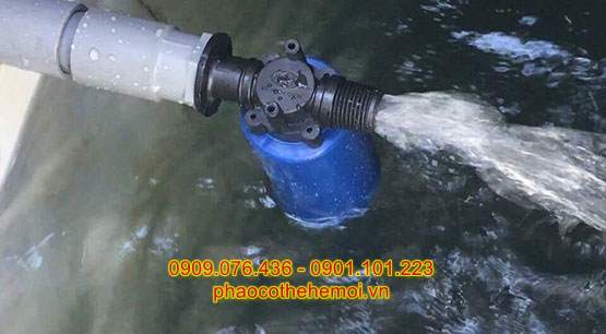 Giá phao cơ bể nước