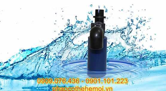 van phao cơ tự động ngắt nước